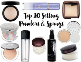 Best Setting Powder For Dry Skin