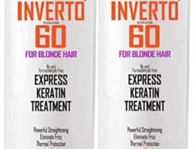 inverto 60 keratin treatment reviews
