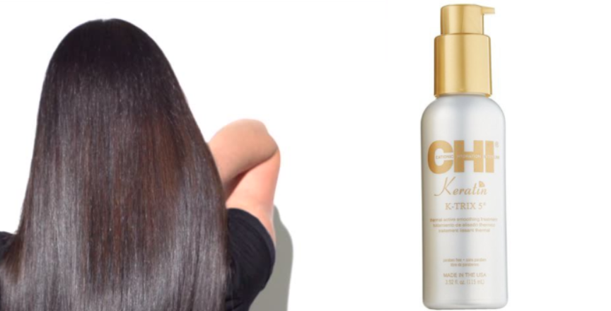 CHI Keratin K-Trix 5 Smoothing Treatment review